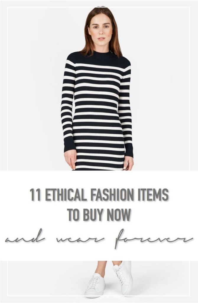 11 Ethical Fashion Items to Buy Now and Wear Forever