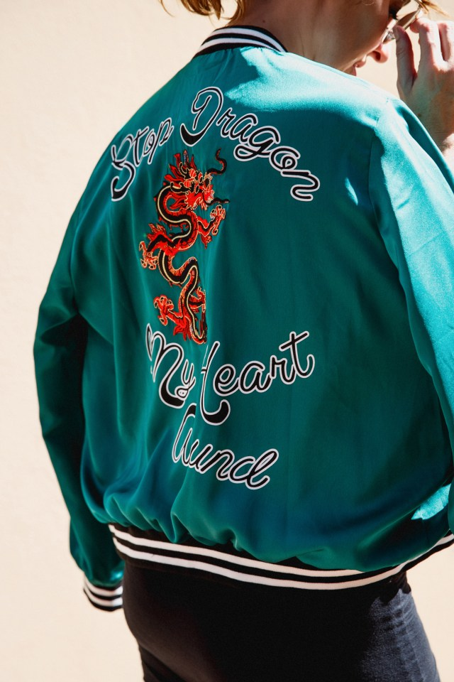 The Style Trust_Slow Down_ close up
