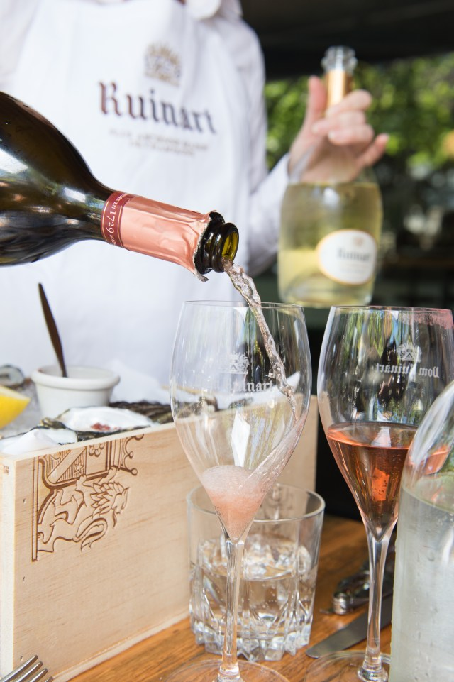 The Style Trust_Perfect Ladies Lunch_Champagne