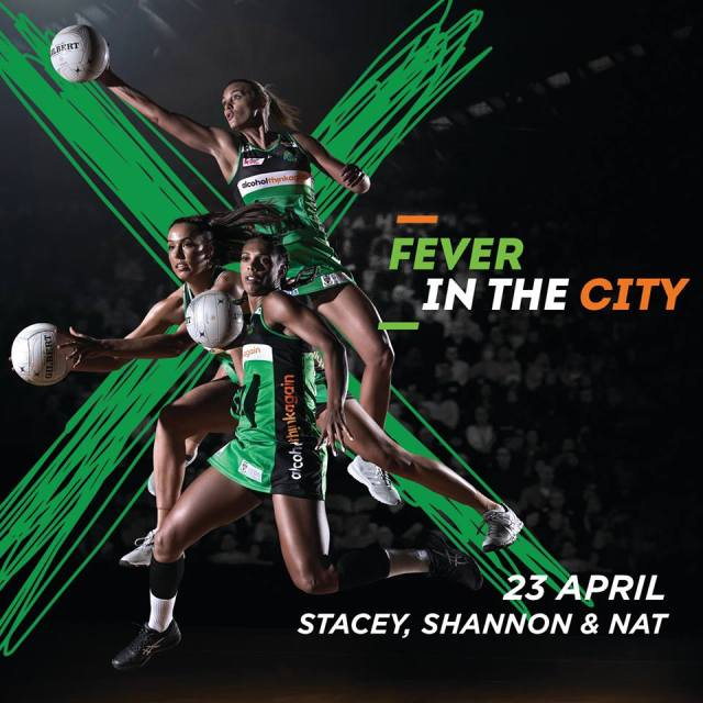 West Coast Fever Kids Netball Clinics_The Style Trust_School Holiday Activities Perth