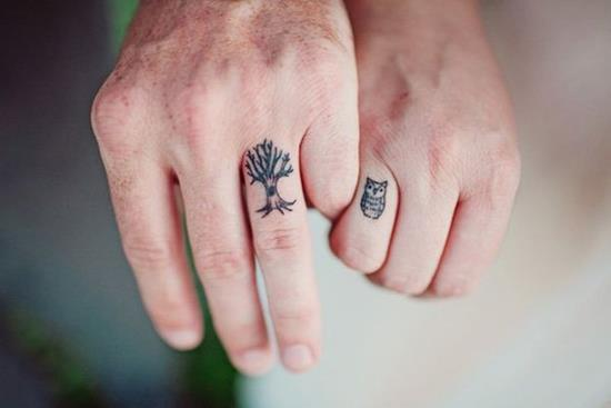 57-Tree-and-owl-matching-tattoos