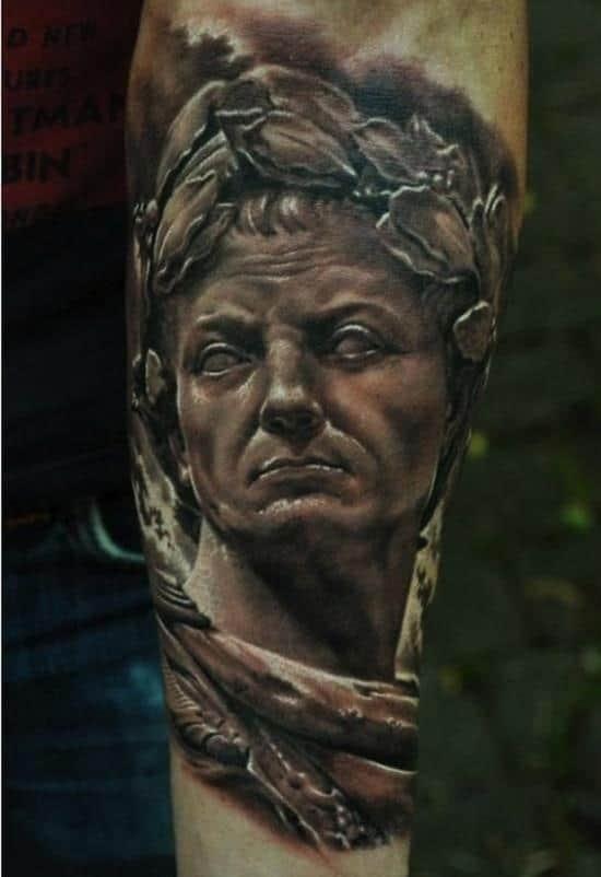 tattoo-3d-roman