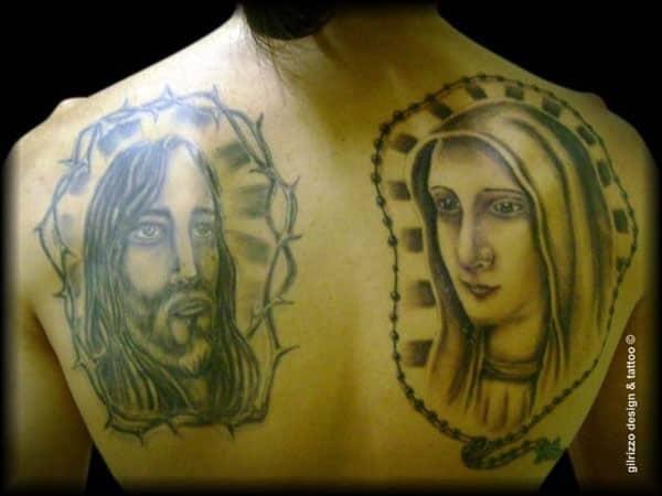 jesus-mary-tattoo