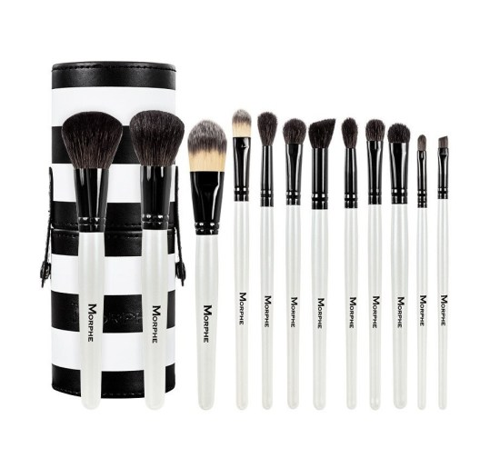 Morphe brush travel makeup brushes