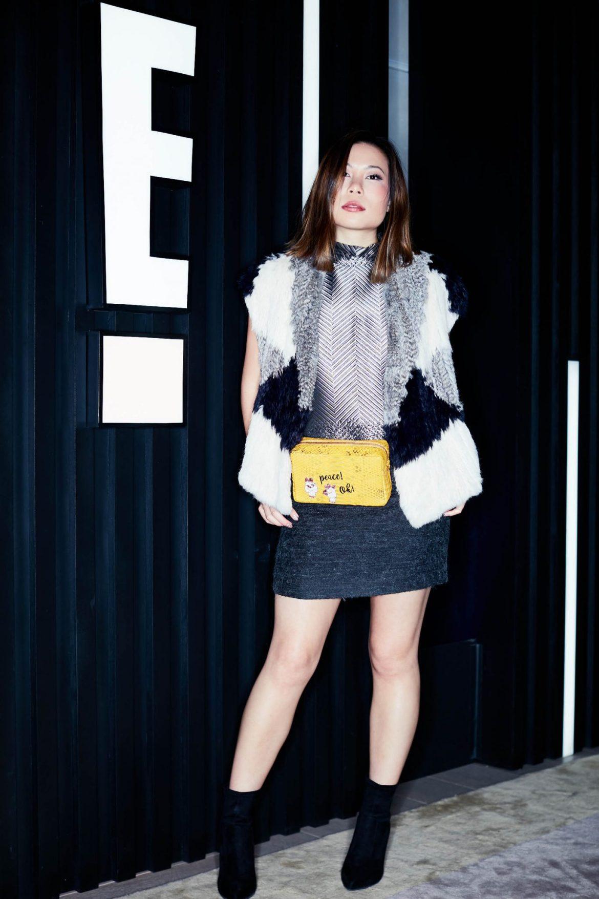 New York Fashion Week Kasey Ma TheSTyleWright February 2018 Dan Liu Doris Dorothea Nina Shoes