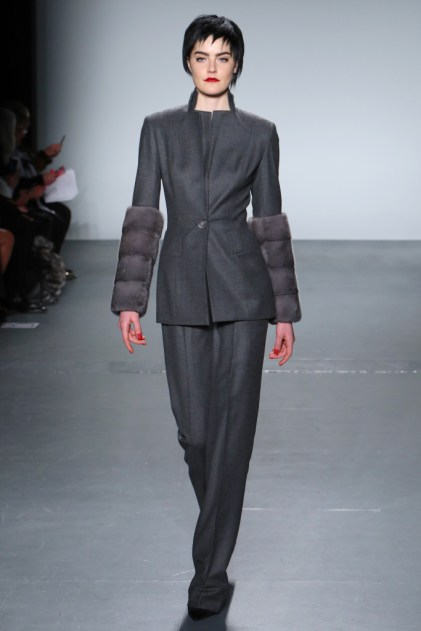 Zang Toi RTW Fall 2018 kasey ma thestylewright