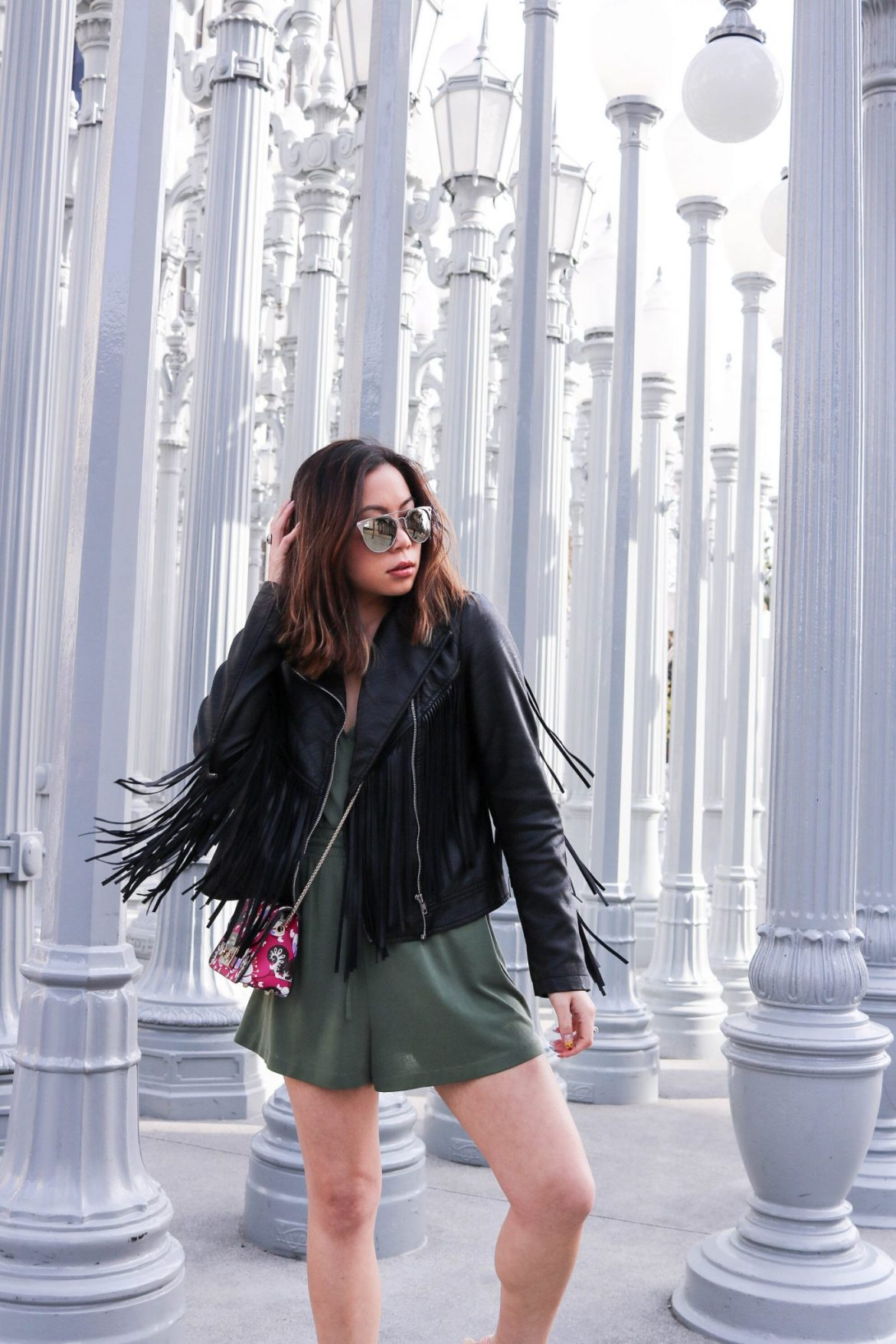 LACMA Los Angeles Kasey Ma TheStyleWright LA Travel