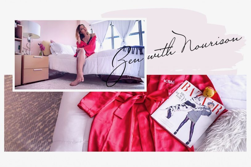 Nourison thestylewright kasey ma fashion blogger lifestyle blogger beauty blogger rugs luxury rugs area rugs bedroom decor home decor silk robe red robe socks wool socks lingerie lace lingerie sleep wear slip lace slip bedroom bed bedding