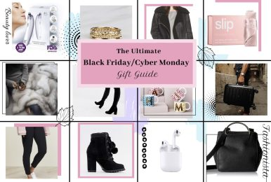 Cyber Monday Black Friday Holiday Shopping Holiday Gift Guide Beauty Blogger Fashion Blogger Lifestyle Blogger TheStyleWright Kasey Ma Sale Booties Boots Mugs Home Decor Headphones Presents