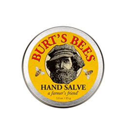 burt's bees hand salve for dry skin