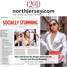 Q&A with Kasey Ma of TheStyleWright Bergen native on her fashion and beauty blogging, plus gift picks on NoortherJersey.com and The Record and Sommerville News