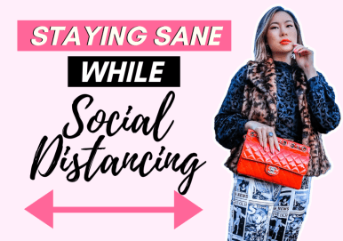 Kasey Ma's tips to staying sane while social distancing during the covid19 pandemic