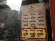 Fun burger place- love the name- Shake 'Em Buns.