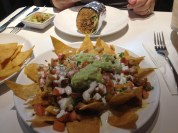 Never tire of Mexican food.