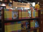 Geronimo Stilton = top borrowed collection in my school!