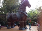 Trojan Horse? Sure! Why not, it is year of the horse!