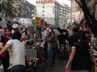 Market nearby...