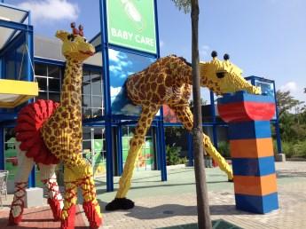 Tutu giraffes...