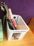 Love the creations students are making in the library!