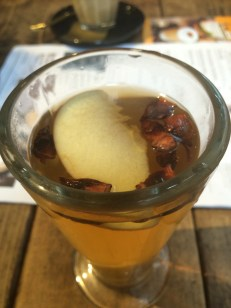 My delicious apple cider.