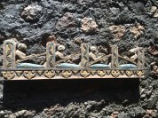 Loved this weaving carving