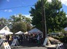 Saturday Farmers Market time!