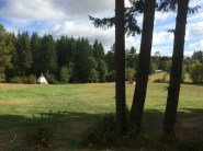 Loved the park setting where kids do camps as well
