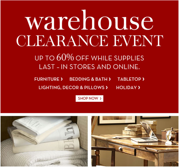 Furniture Amp Home Accessories Warehouse Clearance Sale