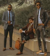 Follow Grand Gentlemen on Instagram: @