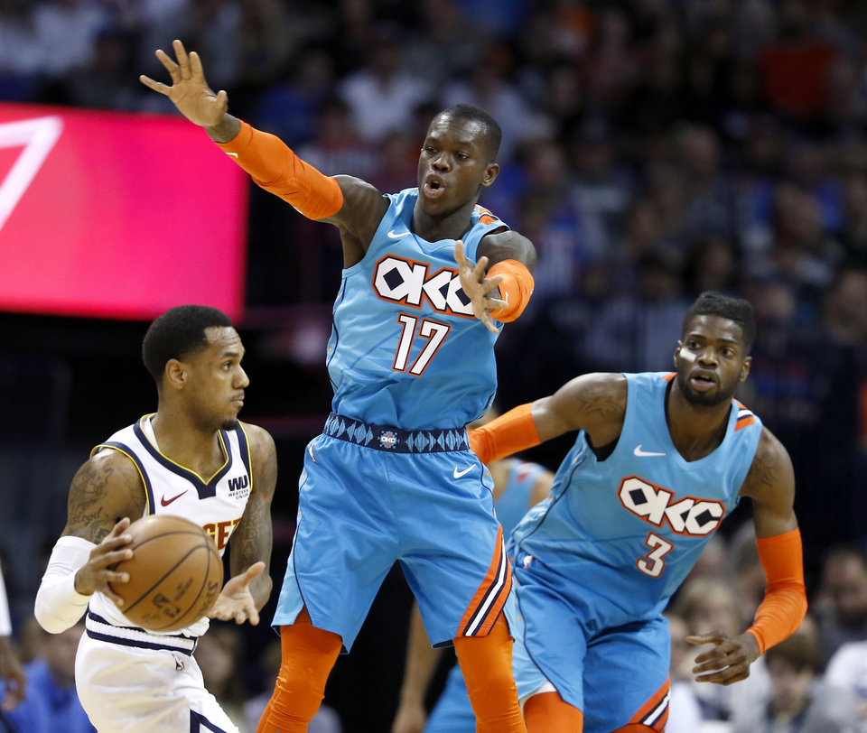 419db3f33 This is a continuation from OKC's tier one evaluations that we published  earlier this week. These are the four Thunder players that were active  bench role ...