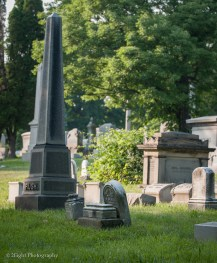 Through the Cemetery