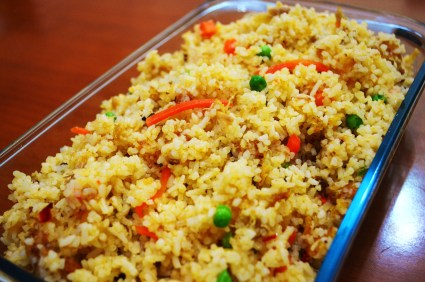 Sweet and Sour Fried Rice
