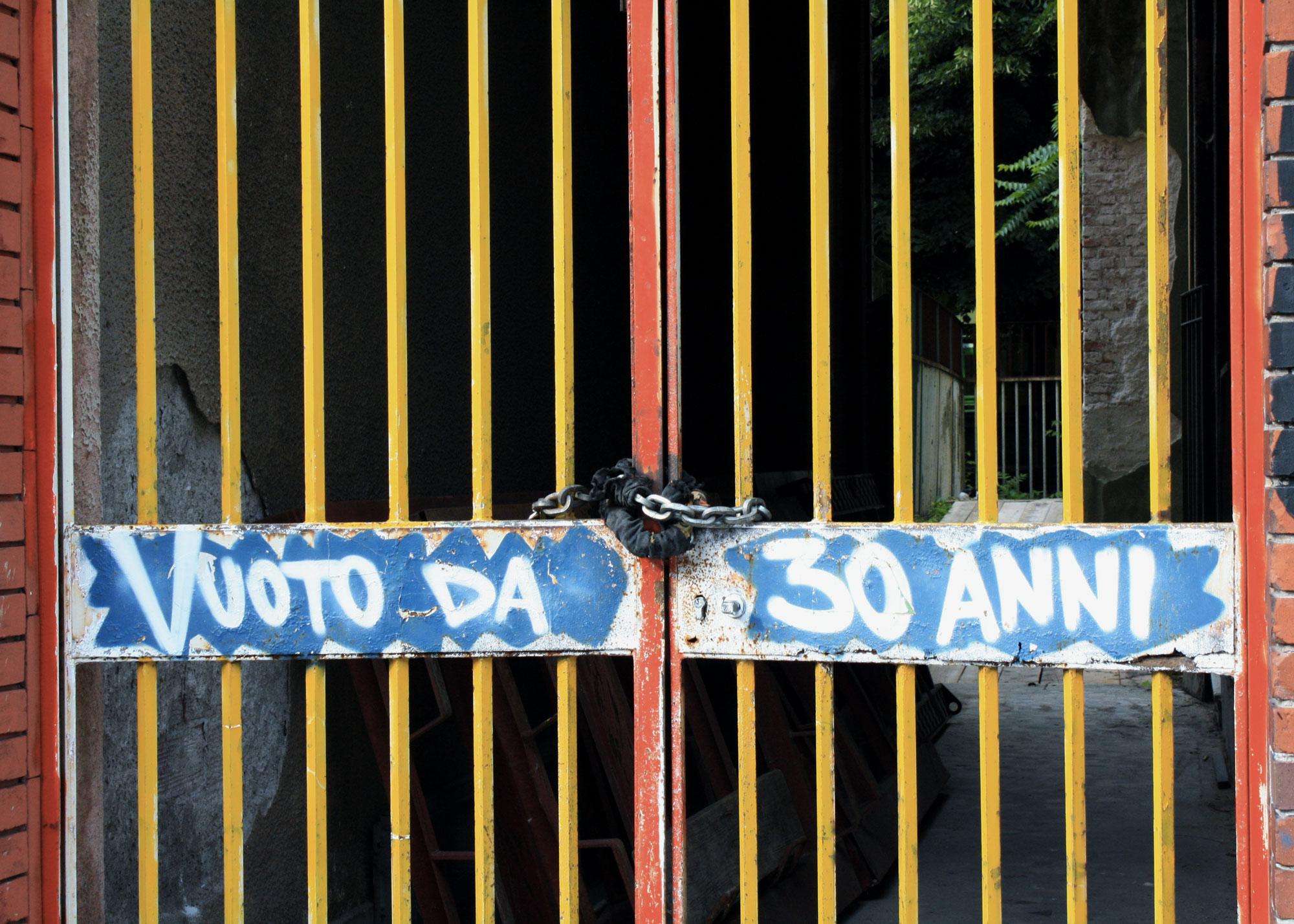 San Siro <br /> tra degrado e iniziativa sociale