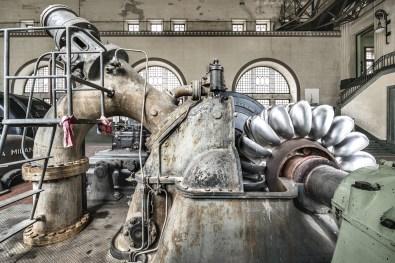 Francesco Radino, Centrale idroelettrica di Fraele, Sondrio, 2016, stampa su carta cotone, cm 67x100