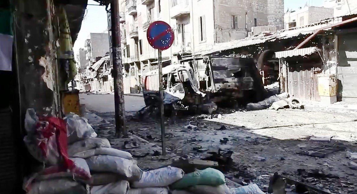 Il cloro continua ad essere utilizzato come arma chimica in Siria