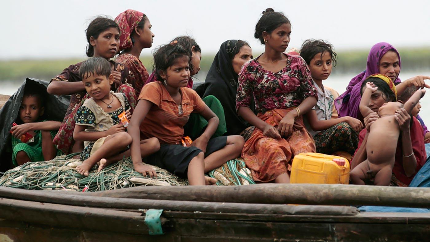 La pulizia etnica dei rohingya va avanti da mesi nel silenzio