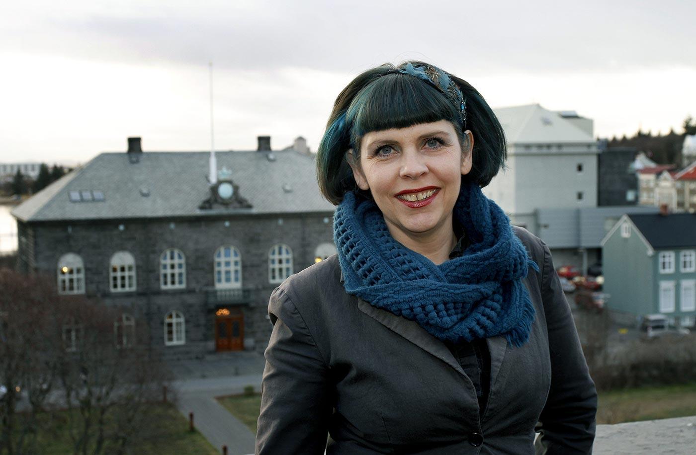 Il Partito Pirata potrebbe guidare il prossimo governo in Islanda
