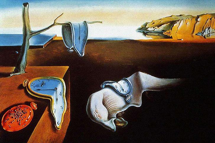 """https://i1.wp.com/thesubmarine.it/wp-content/uploads/2017/01/""""La-persistenza-della-memoria""""-o-""""Gli-orologi-molli""""-di-Salvador-Dalí.jpg?fit=728%2C485&ssl=1"""