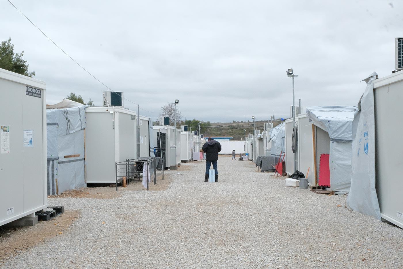In Grecia i profughi muoiono di freddo