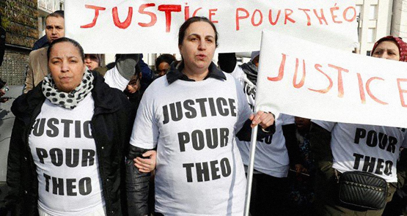 Aulnay-sous-Bois, un'altra storia di ordinaria violenza della polizia francese