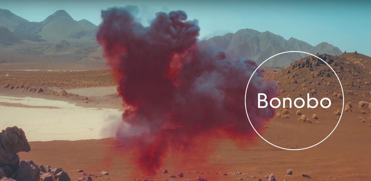 <em>Samurai</em> è la nuova traccia di Bonobo
