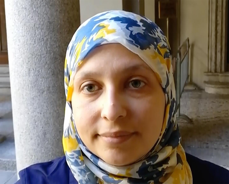 """Sumaya Abdel Qader e la <em>""""verità""""</em> di Maurizio Belpietro"""