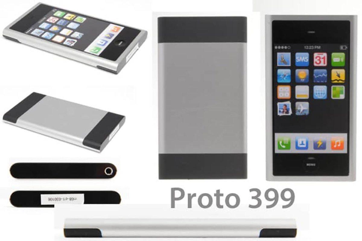 Foto dagli atti del processo Apple/Samsung