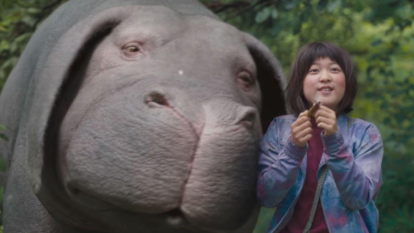 Con <em>Okja</em> Netflix cambia il modo di pensare le sue produzioni