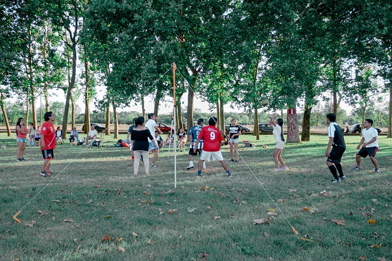 Gli spazi verdi del parco di Trenno