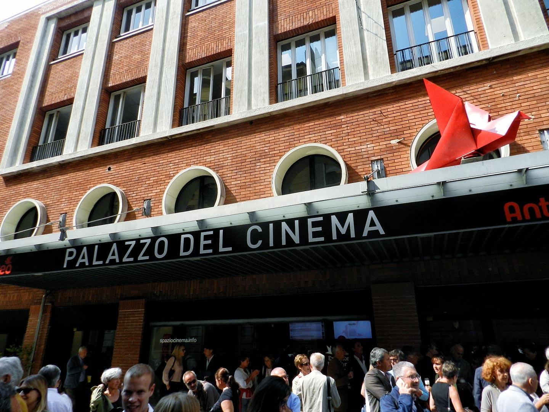 Siamo stati all'inaugurazione del nuovo Palazzo del Cinema a Milano
