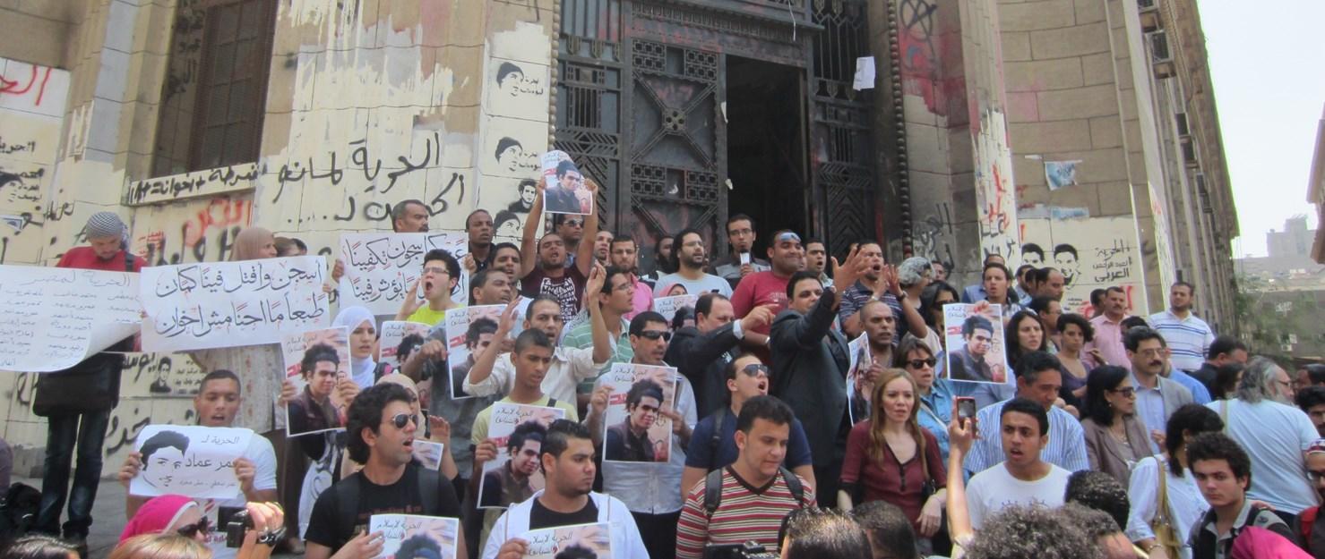 <em>Hello, World!</em> <br />Le intimidazioni del Cairo