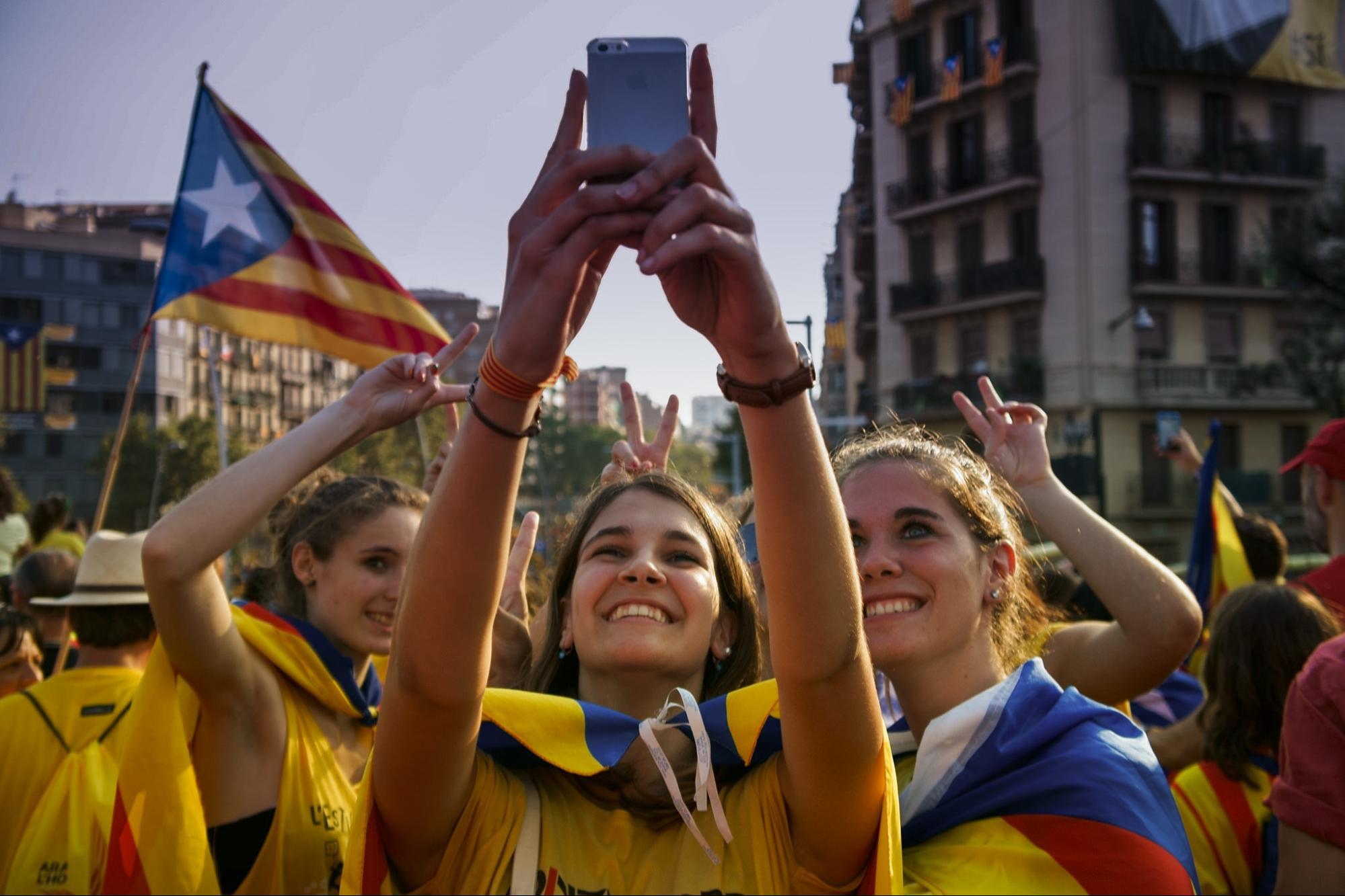 Gli indipendentisti catalani non sono paladini della democrazia