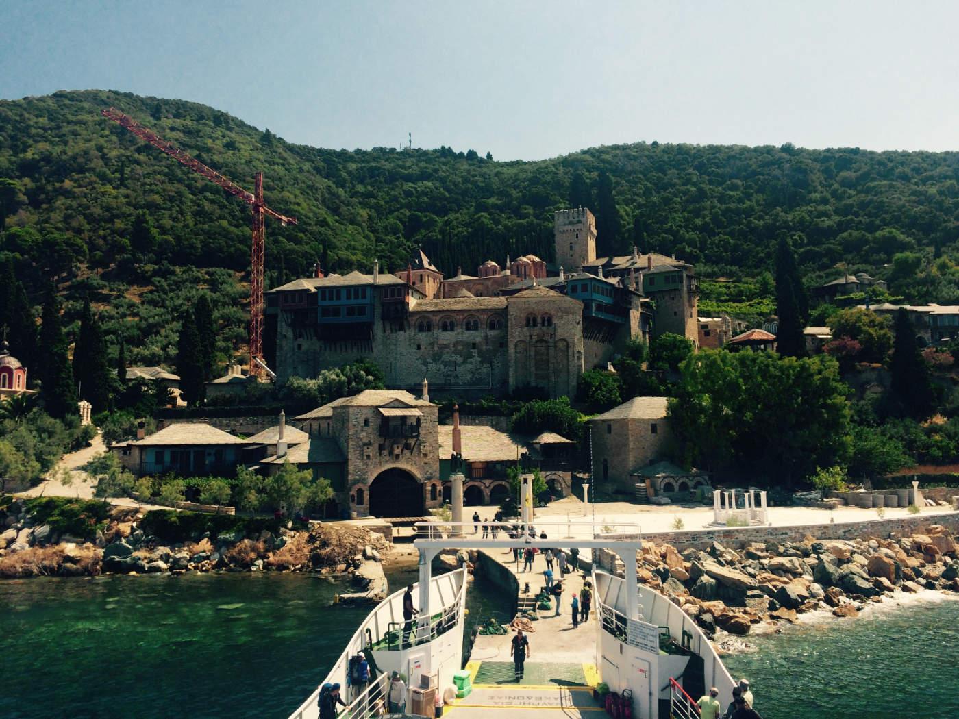Dentro la repubblica monastica del Monte Athos, microcosmo dell'Europa orientale