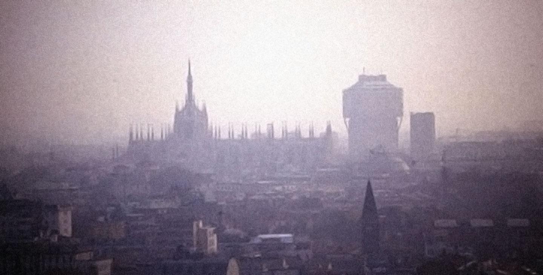 Non sarà la pioggia a salvarci dallo smog